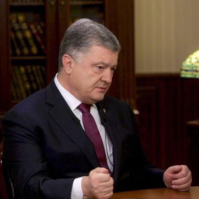Порошенко отримав повну підтримку США щодо питання воєнного стану