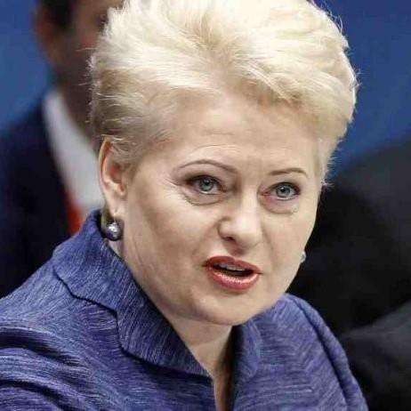 Литовські міністри отримують особисті погрози від Росії через Україну – Грібаускайте