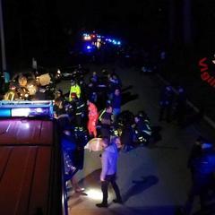 В Італії на реп-концерті сталася тиснява: шестеро загиблих, понад сто постраждалих (фото)