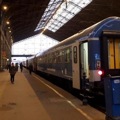 Угорщина запустила потяг з Будапешта до Мукачева (фото)
