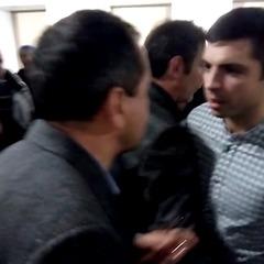 Російських журналістів прогнали з форуму у Вільнюсі криками «Слава Україні!» (відео)