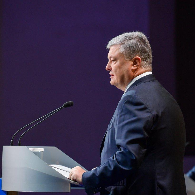 Вибори-2019: Порошенко пообіцяв допомагати більш достойному кандидату