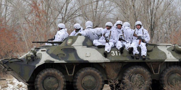 Російські окупаційні війська сім разів порушили режим припинення вогню - ООС