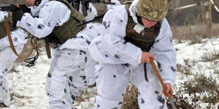 Звіт ООС: українські військові знищили двох бойовиків