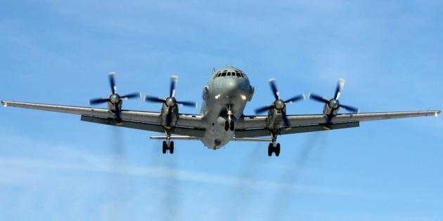 Біля кордонів Латвії помітили російський розвідувальний літак