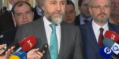 Під російські санкції потрапили Мураєв, Вілкул, Колесніков і Новинський