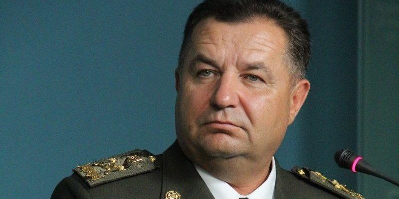 Полторак: З 1 січня Міноборони почне працювати за новими стандартами