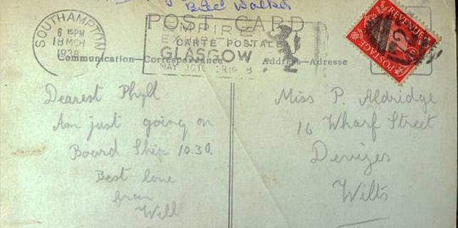 Зворушливий лист солдата дійшов до коханої через 77 років