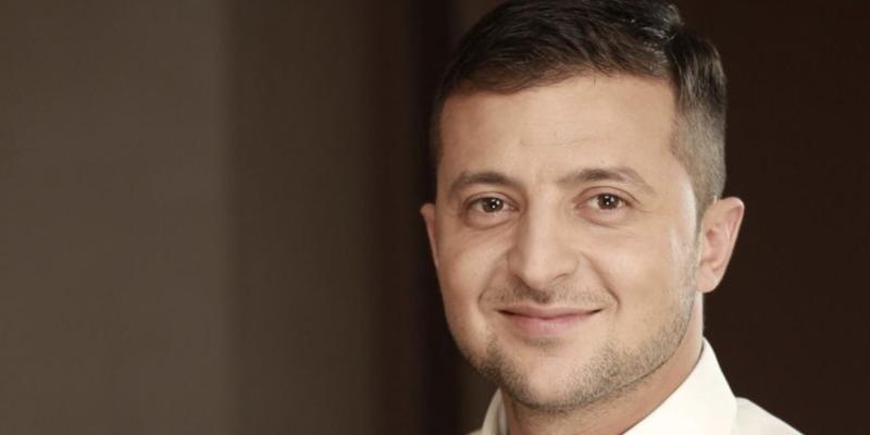 Зеленський оголосив про похід в президенти