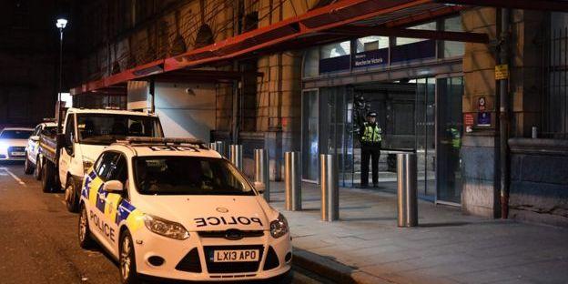 Різанина в новорічну ніч у Манчестері: троє постраждалих