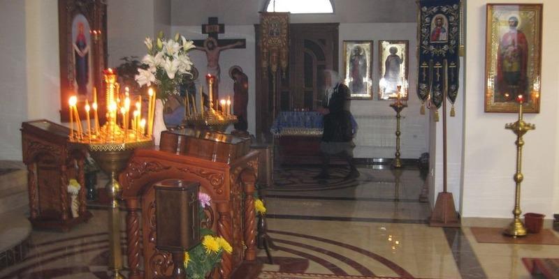 Зловмисник серед білого дня вкрав з церкви мощі Георгія Побідоносця