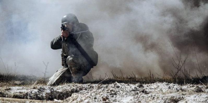 Звіт ООС: двоє окупантів загинуло та один отримав поранення