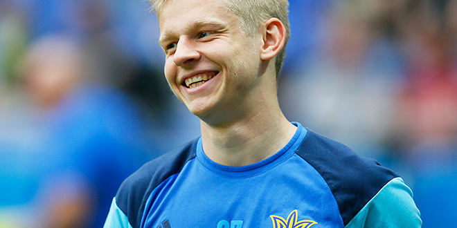 Зінченко: Завжди мріяв зіграти за Шахтар на Донбас Арені