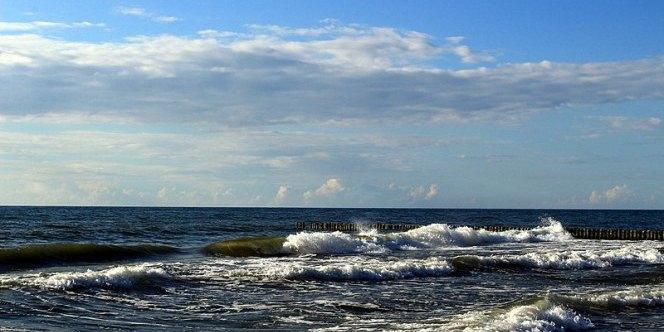 Український моряк випав за борт торговельного судна в Балтійському морі