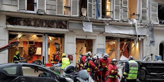 Внаслідок вибуху у центрі Парижа постраждали щонайменше 20 осіб - ЗМІ