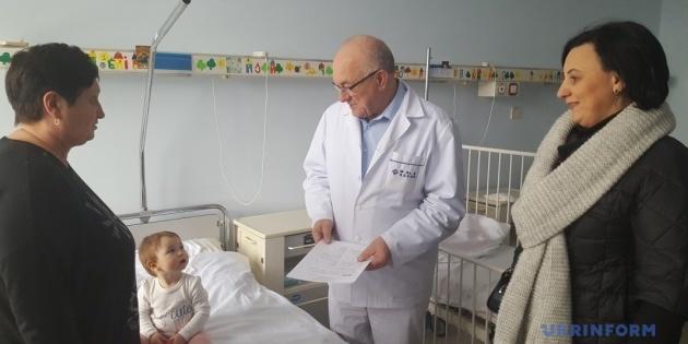 Консул України у Варшаві взяла під опіку дитину загиблого журналіста