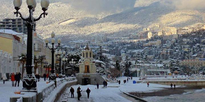 У Криму заявили про рекордну кількість туристів на Новий рік