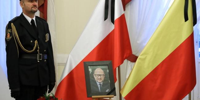 Похорон мера Ґданська відбудеться в суботу