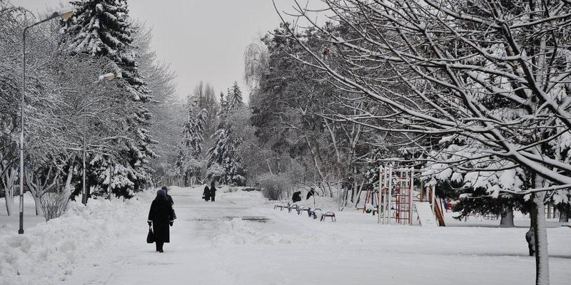 В Україні вдарять морози до -15 градусів (карта)