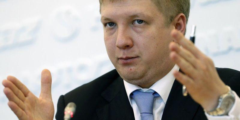Коболєв назвав собівартість видобутку природного газу «Нафтогазом»