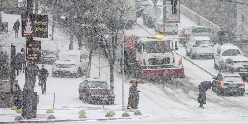 Центр та південь України засипле снігом: погода на 21 січня