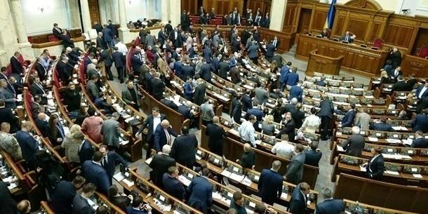 У січні не голосувала рекордна кількість депутатів
