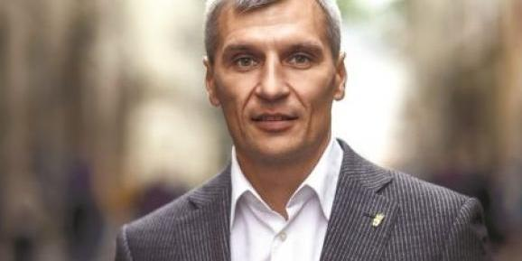 Кандидат в президенти Кошулинський подав декларацію: живе на зарплату та заощадження