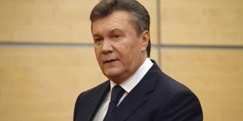 Завтра почнеться оголошення вироку Януковичу