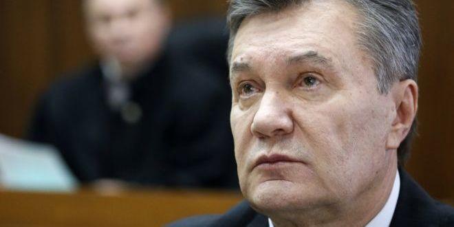Януковича засудили до 13 років ув'язнення