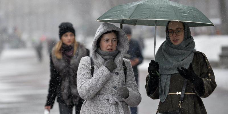 На Україну насувається новий циклон з опадами (карта)