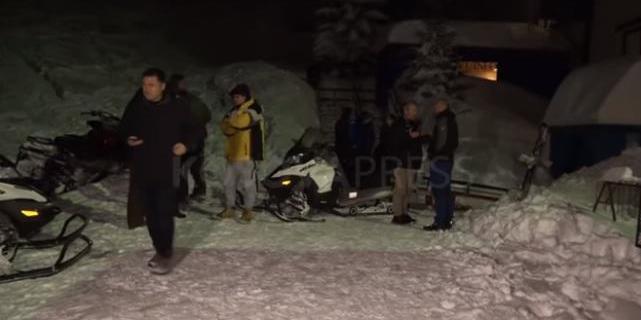 Заступник міністра з уряду Косова загинув на гірськолижному курорті (відео)