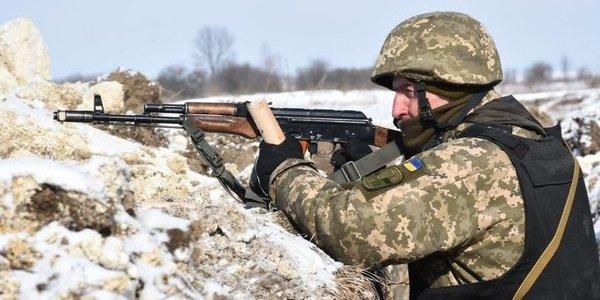 ООС: Українські військові знищили вантажівку бойовиків з озброєнням