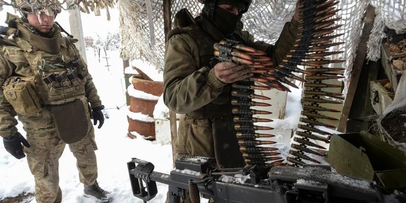 Доба на Донбасі: вбито двох окупантів, ще трьох - поранено