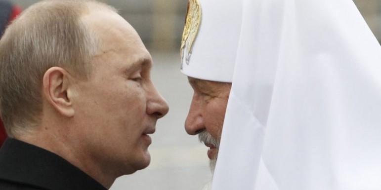 Предстоятель РПЦ Кирил хоче приїхати в Україну і зустрітися зі «своїм народом»