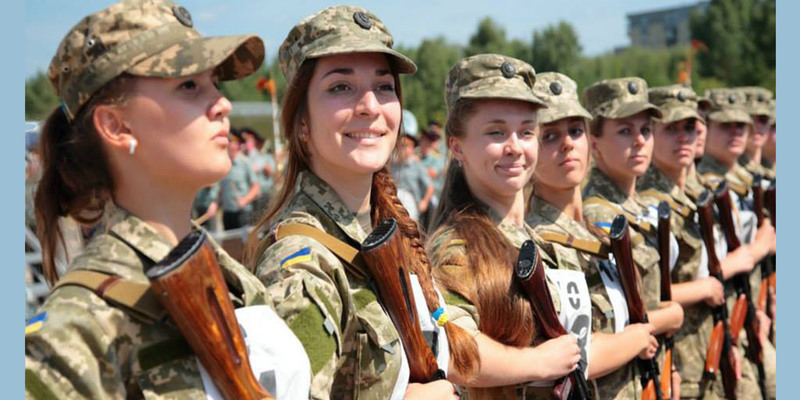 57 тисяч жінок в ЗСУ: українська армія реалізовує принцип гендерної рівності