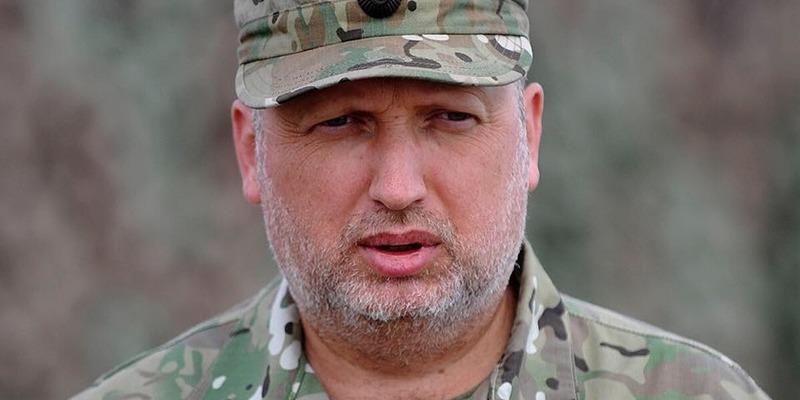Турчинов теж розповів Гриценку «про сина в АТО»