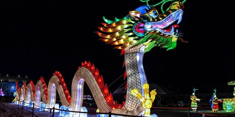 У Києві пройде Фестиваль гігантських китайських ліхтарів