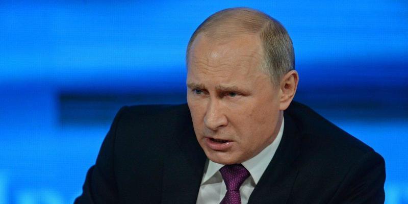 Путін заявив про призупинення участі Росії в ракетному договорі