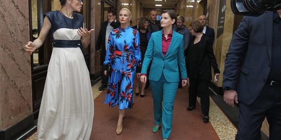 Прем'єрка Сербії та її партнерка чекають на дитину