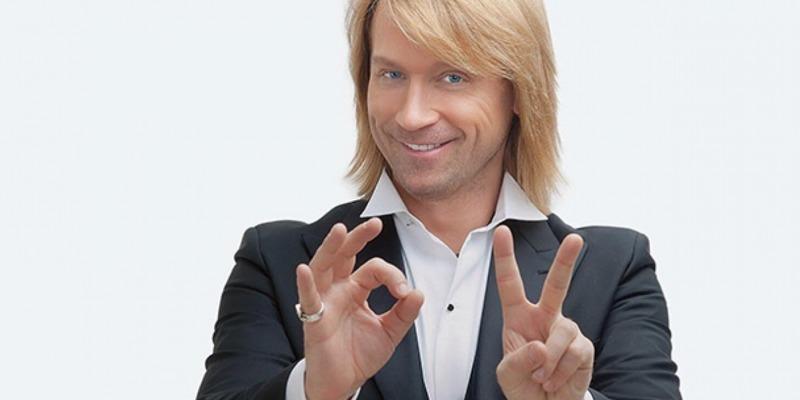 Олег Винник здивував зміною іміджу (фото)
