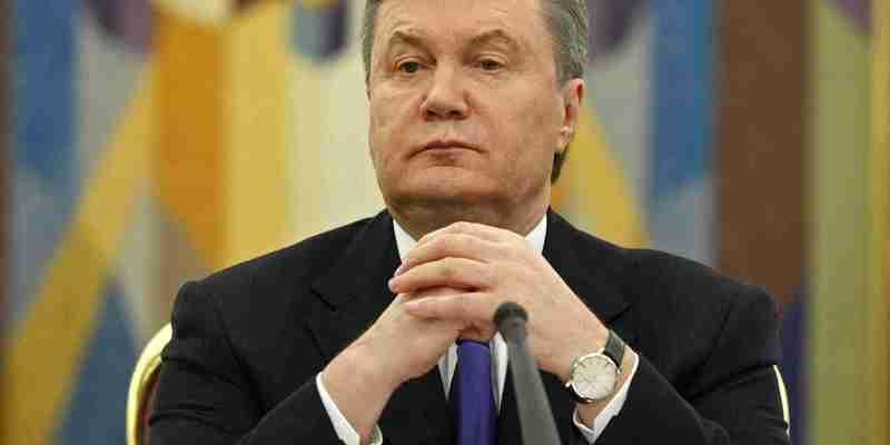 Янукович проведе у Москві прес-конференцію
