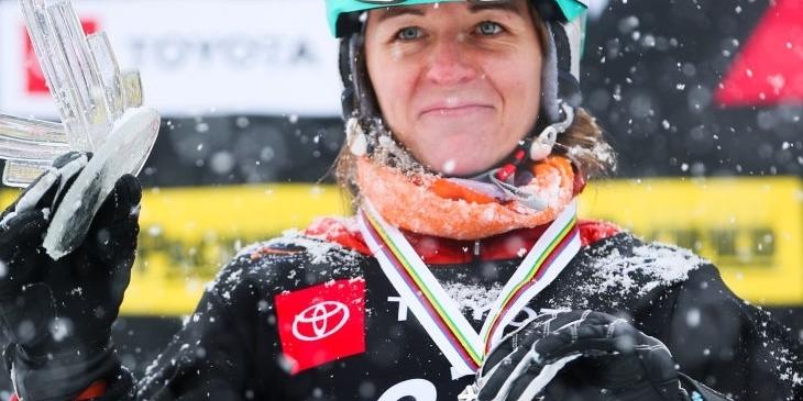 Аннамарі Данча завоювала першу медаль в історії спорту України на ЧС зі сноубордингу