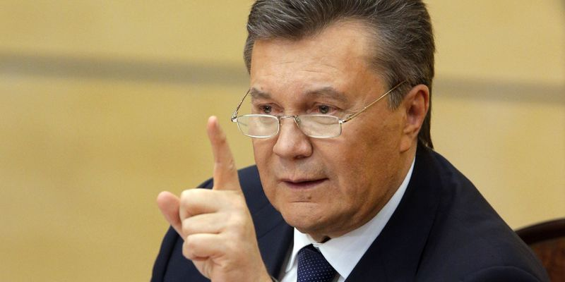 Вони взяли на себе великий гріх, - Янукович про Томос для України
