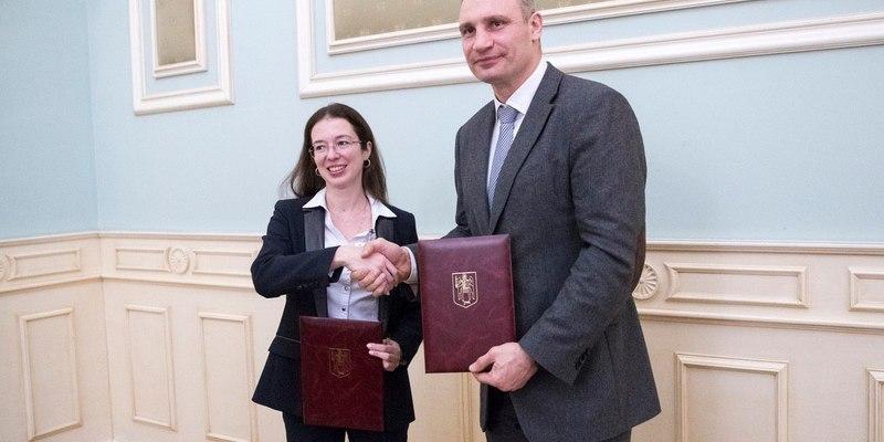 Кличко: Київ розпочинає довгострокову співпрацю з французькими партнерами в сфері управління відходами