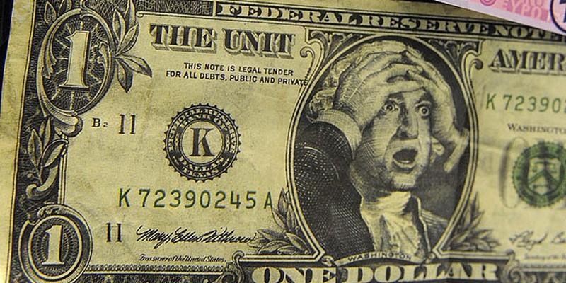 НБУ пояснив обвал курсу долара в Україні
