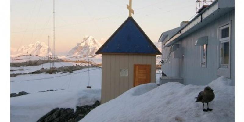 В Антарктиді каплиця може перейти з УПЦ в ПЦУ