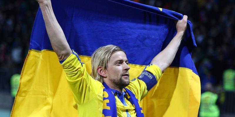 Екс-гравець збірної України Тимощук знявся у російському шоу (відео)