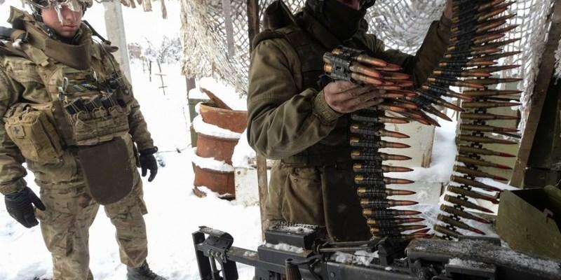 На Донбасі бойовики 6 разів за добу порушили режим тиші