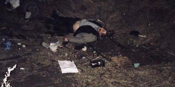 Злочинці розбилися в ДТП після катування та грабунку родини