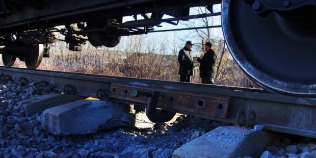 У Києві електричка збила на смерть залізничника
